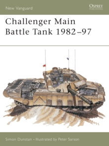 Image for Challenger Main Battle Tank, 1984-96
