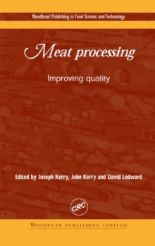 Image for Meat processing  : improving quality