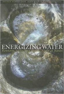 Image for Energizing water  : flowform technology and the power of nature