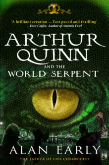 Image for Arthur Quinn and the world serpent