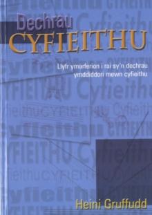 Image for Dechrau Cyfieithu - Llyfr Ymarferion i Rai Sy'n Dechrau Ymddiddori Mewn Cyfieithu