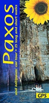 Image for Paxos and Antipaxos : 1 car tour, 15 long and short walks with GPS