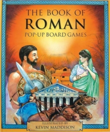 Image for The Book of Roman Pop-up Board Games