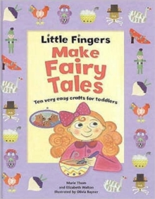 Image for Little fingers make fairy tales