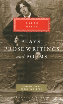 Image for Plays, Prose Writings and Poems