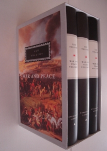 Image for War And Peace : 3 vols