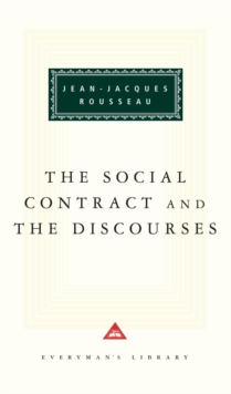 Image for The Social Contract And The Discources