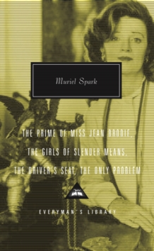Image for Prime of Miss Jean Brodie : Girls of Slender Means, Driver's Seat & the Only Problem