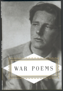 Image for War poems