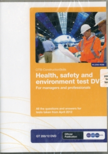 Image for Health, Safety and Environment Test for Managers and Professionals : Gt200/14