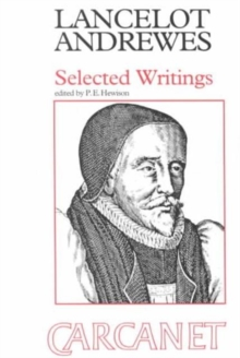 Image for Selected Writings