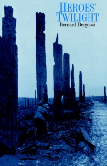 Image for Heroes' twilight  : a study of the literature of the Great War