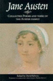 Image for Collected poems and verse of the Austen family