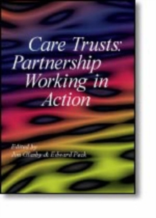 Image for Care trusts  : partnership working in action