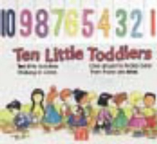 Image for Ten little toddlers
