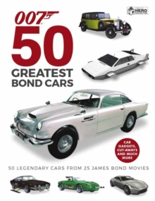 Image for 50 greatest James Bond cars
