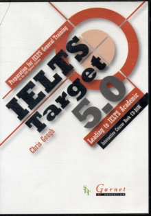 Image for IELTS Target 5.0 Preparation for IELTS General Training - Leading to IELTS Academic