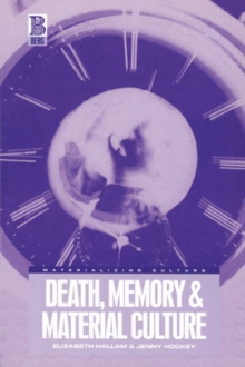 Image for Death, memory and material culture