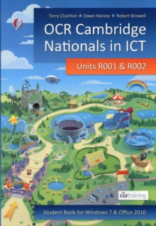 Image for OCR Cambridge Nationals in ICT for Units R001 and R002 (Microsoft Windows 7 & Office 2010)
