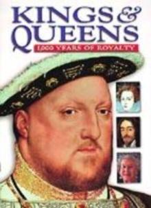 Image for Kings & queensBook 3: 1603-1714