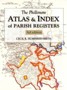 Image for The Phillimore atlas and index of parish registers
