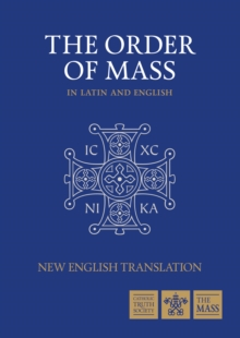 Image for Order of Mass in Latin and English