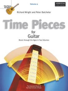 Image for Time Pieces for Guitar, Volume 2 : Music through the Ages in 2 Volumes