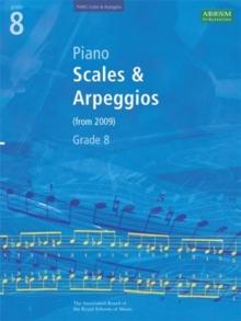 Image for Piano scales & arpeggios: Grade 8