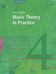 Image for Music theory in practice: Grade 4