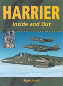 Image for Harrier  : inside and out