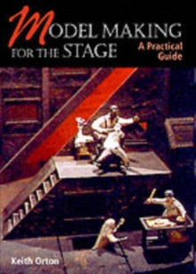 Image for Model making for the stage