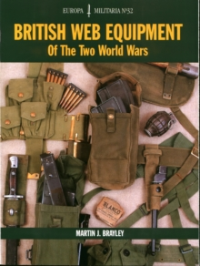 Image for British web equipment of the two World Wars