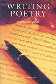 Image for Writing poetry  : a practical guide