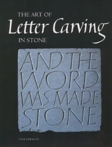 Image for The art of letter carving in stone