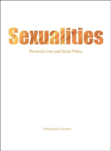 Image for Sexualities  : personal lives and social policy