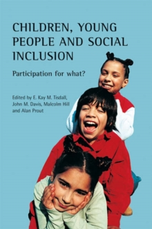 Image for Children, young people and social inclusion  : participation for what?