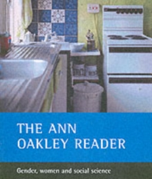 Image for The Ann Oakley reader  : gender, women and social science