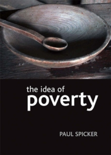 Image for The idea of poverty