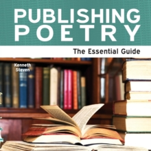 Image for Publishing poetry  : the essential guide