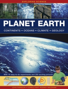 Image for Planet Earth  : continents, oceans, climate, geology