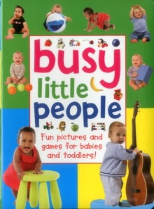 Image for Busy little people  : fun pictures and games for babies and toddlers!