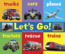 Image for Let's Go! : A Box of 6 Exciting Picture Books