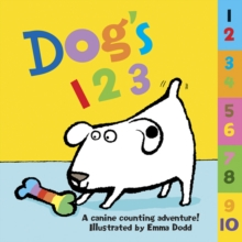 Image for Dog's 123  : a canine counting adventure!