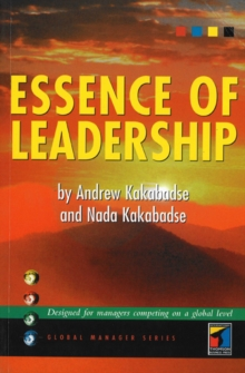 Image for Essence of leadership