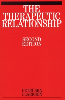 Image for The therapeutic relationship