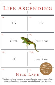 Image for Life ascending  : the ten great inventions of evolution