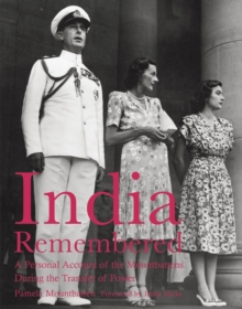 Image for India remembered