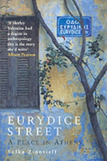 Image for Eurydice Street  : a place in Athens
