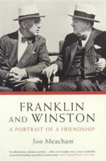 Image for Franklin and Winston  : a portrait of a friendship