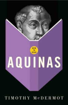 Image for How to read Aquinas